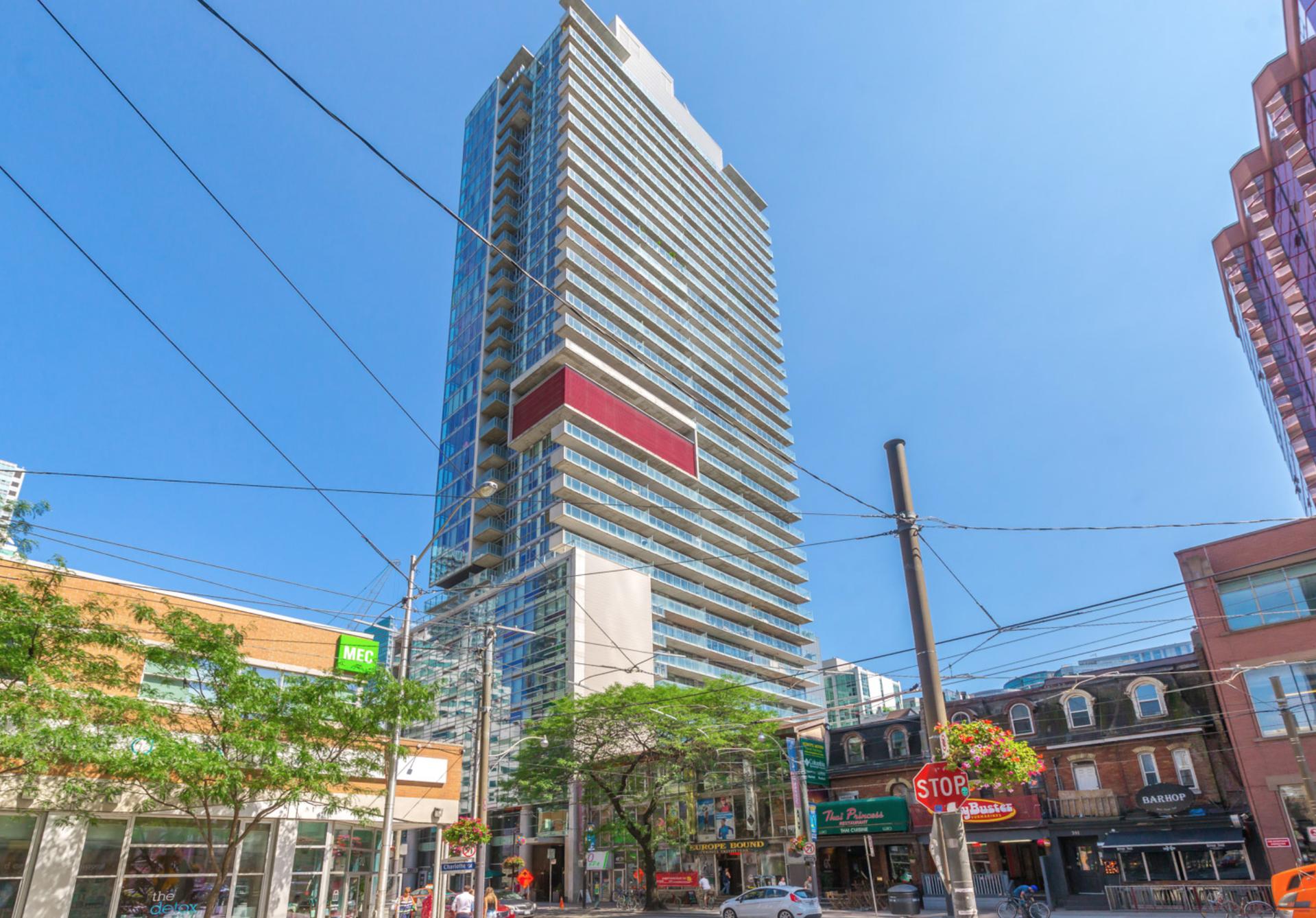 2207 - 375 King Street W, Waterfront Communities C1, Toronto