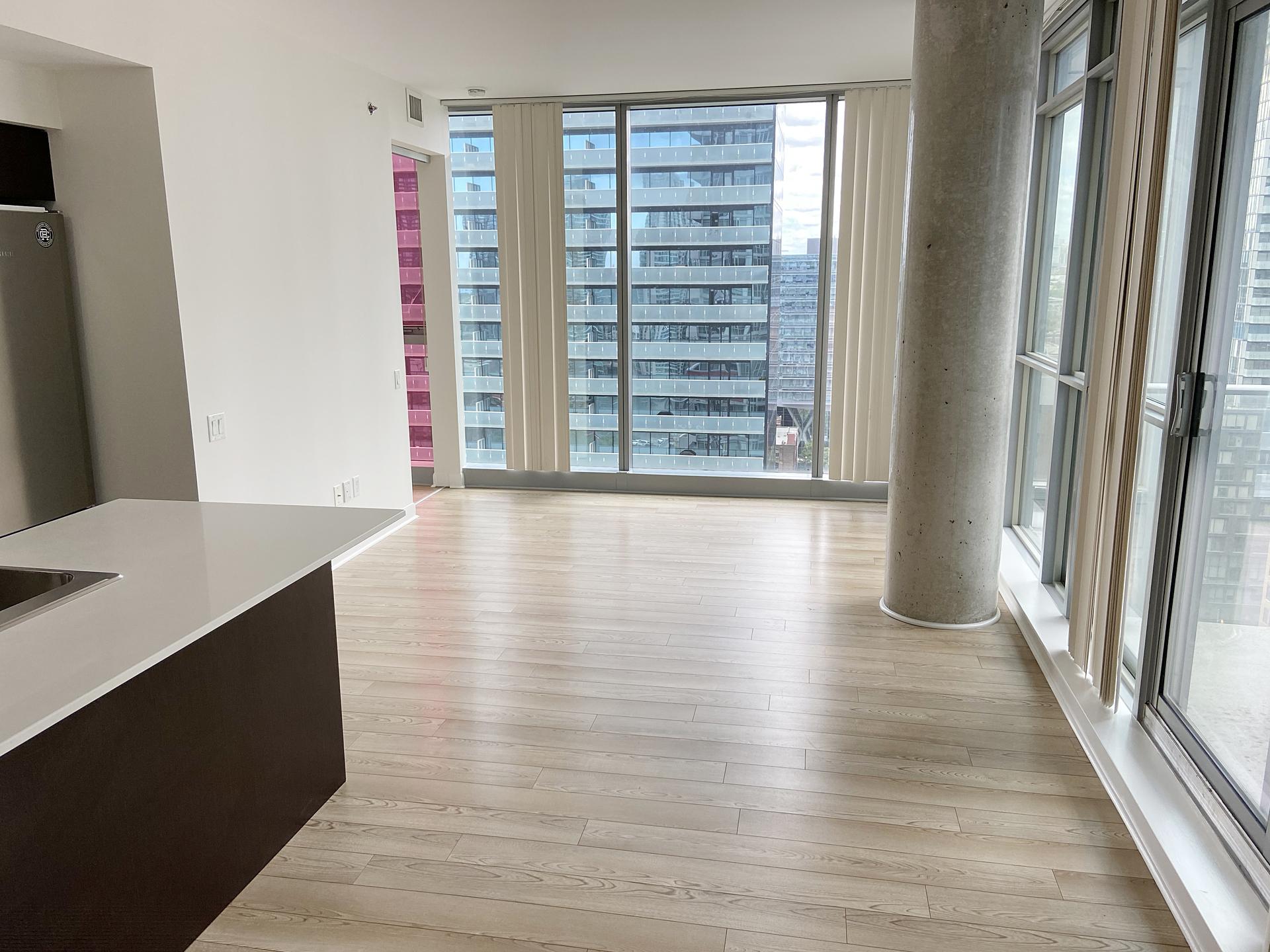 Living Room at 2207 - 375 King Street W, Waterfront Communities C1, Toronto