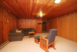 Recreation Room at 128 Cassandra Boulevard, Parkwoods-Donalda, Toronto