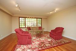Family Room at 128 Cassandra Boulevard, Parkwoods-Donalda, Toronto