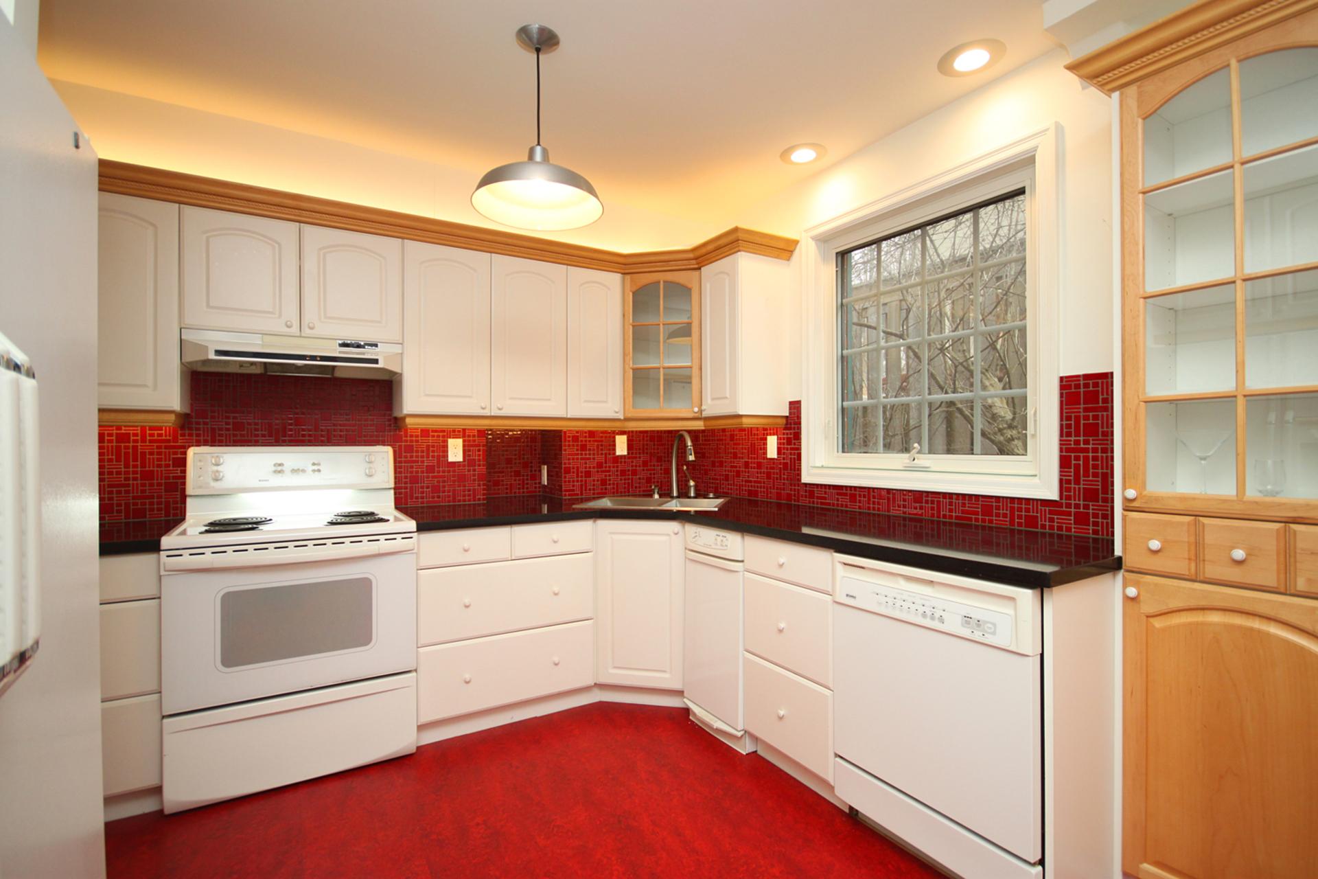 Kitchen at 128 Cassandra Boulevard, Parkwoods-Donalda, Toronto