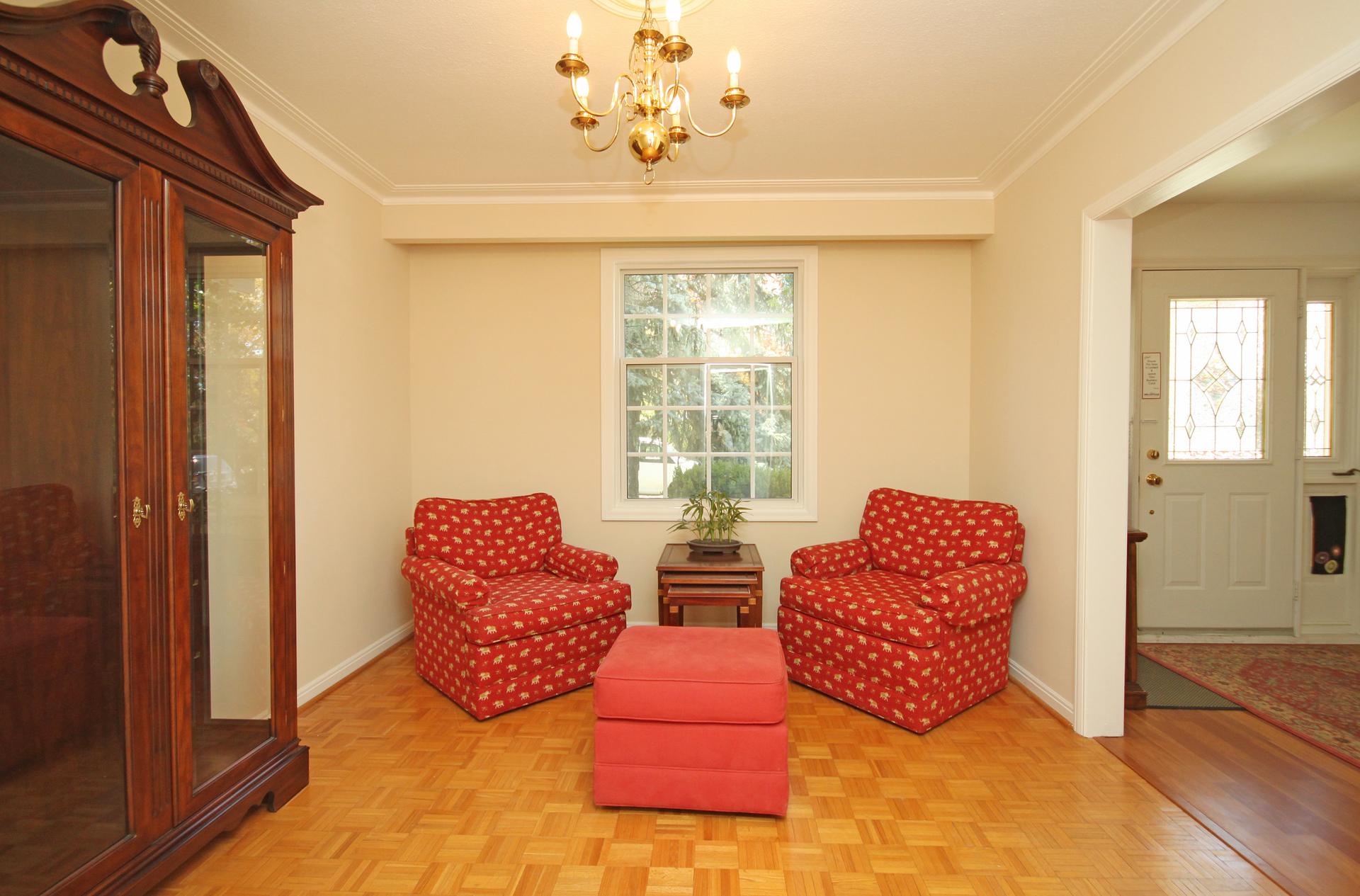 Dining Room at 128 Cassandra Boulevard, Parkwoods-Donalda, Toronto