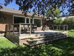 Backyard at 5 Minorca Place, Parkwoods-Donalda, Toronto