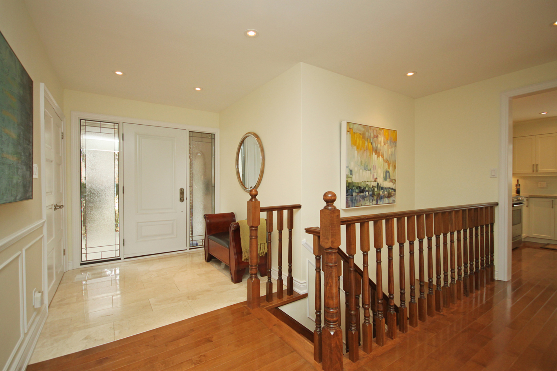 Foyer at 5 Minorca Place, Parkwoods-Donalda, Toronto