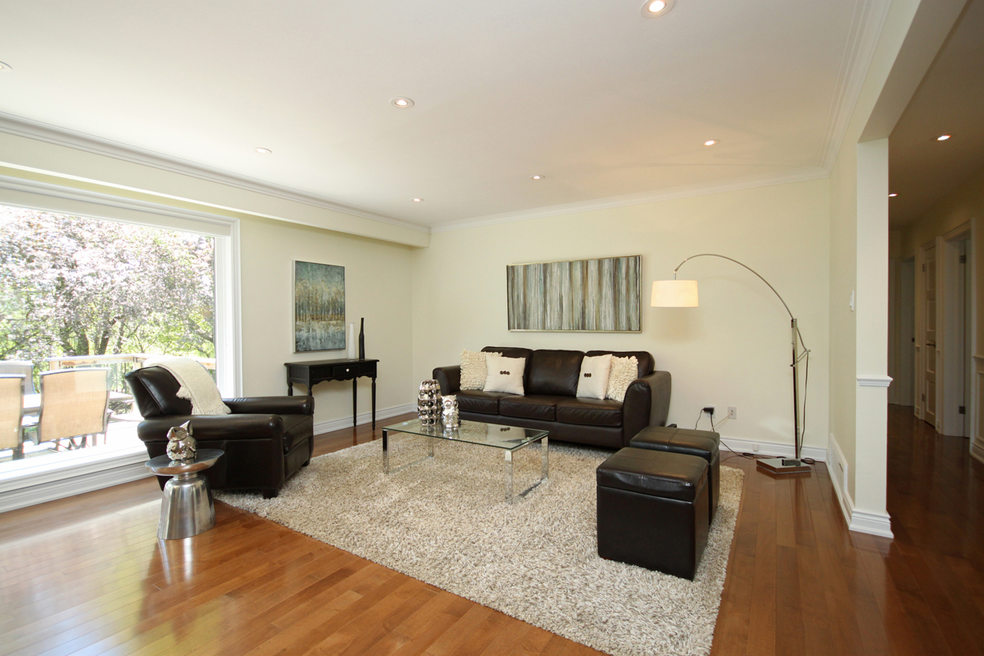 Living Room at 5 Minorca Place, Parkwoods-Donalda, Toronto