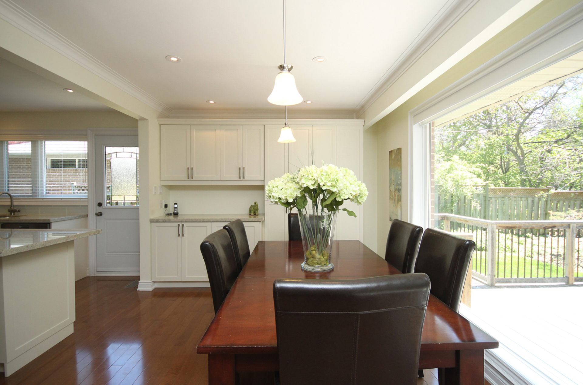 Dining Room at 5 Minorca Place, Parkwoods-Donalda, Toronto
