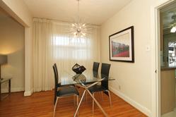 Dining Room at 61 Marsh Road, Clairlea-Birchmount, Toronto