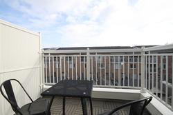 Balcony at 114 - 2320 Gerrard Street E, East End-Danforth, Toronto