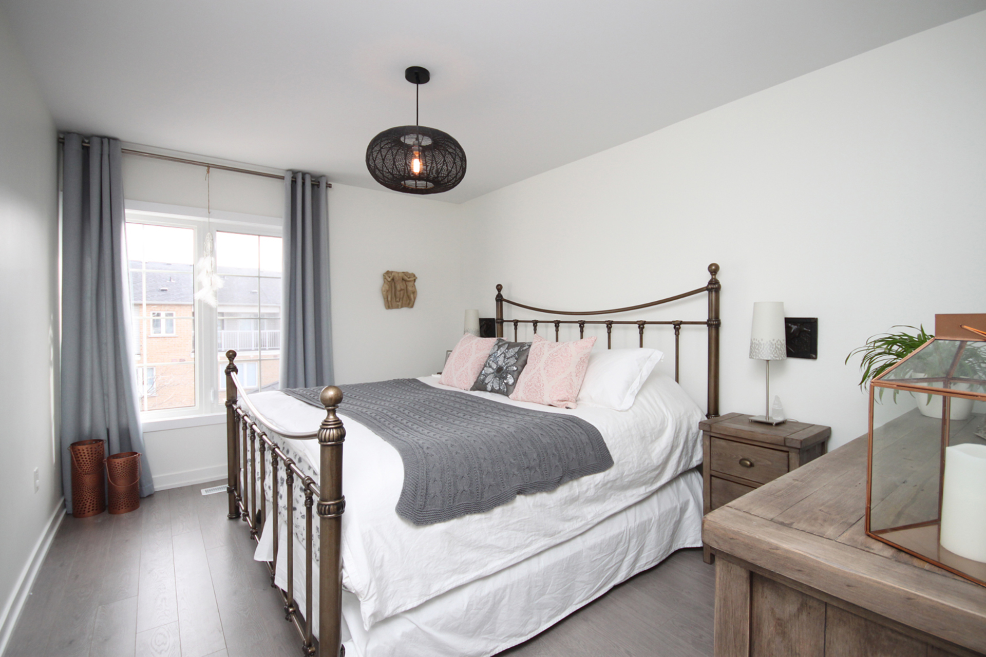 Master Bedroom at 114 - 2320 Gerrard Street E, East End-Danforth, Toronto