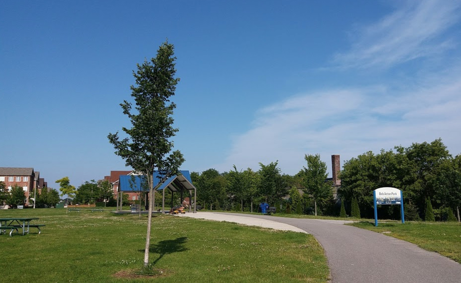 Bob Acton Park at 114 - 2320 Gerrard Street E, East End-Danforth, Toronto