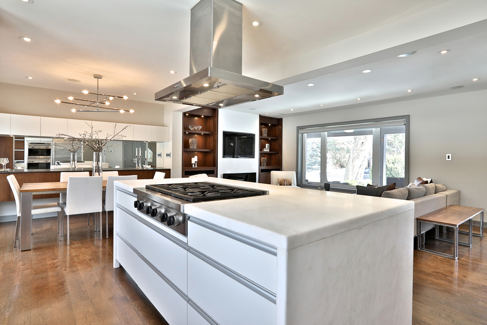 Kitchen at 50 Hopperton Drive, St. Andrew-Windfields, Toronto