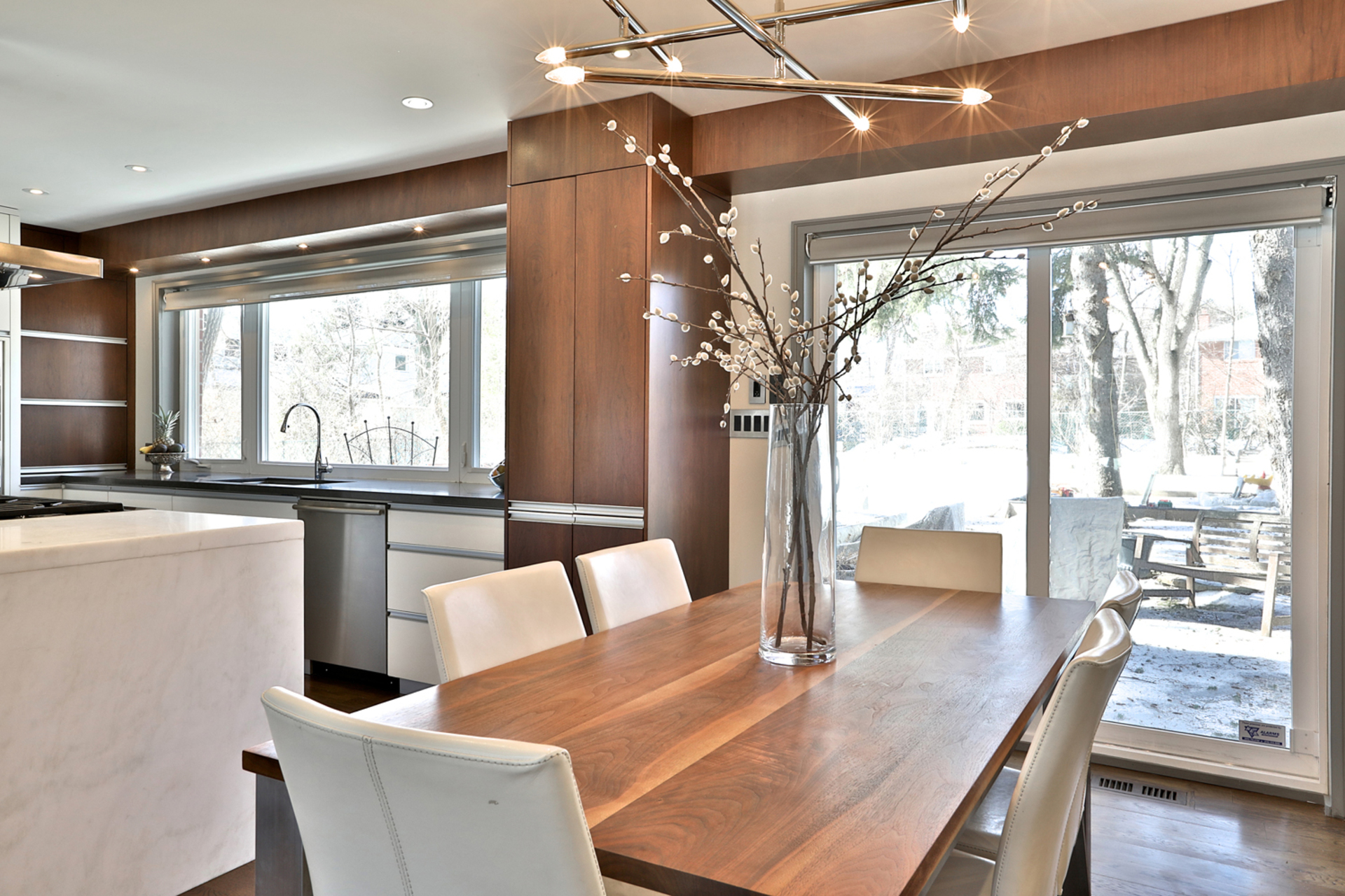Dining Room at 50 Hopperton Drive, St. Andrew-Windfields, Toronto