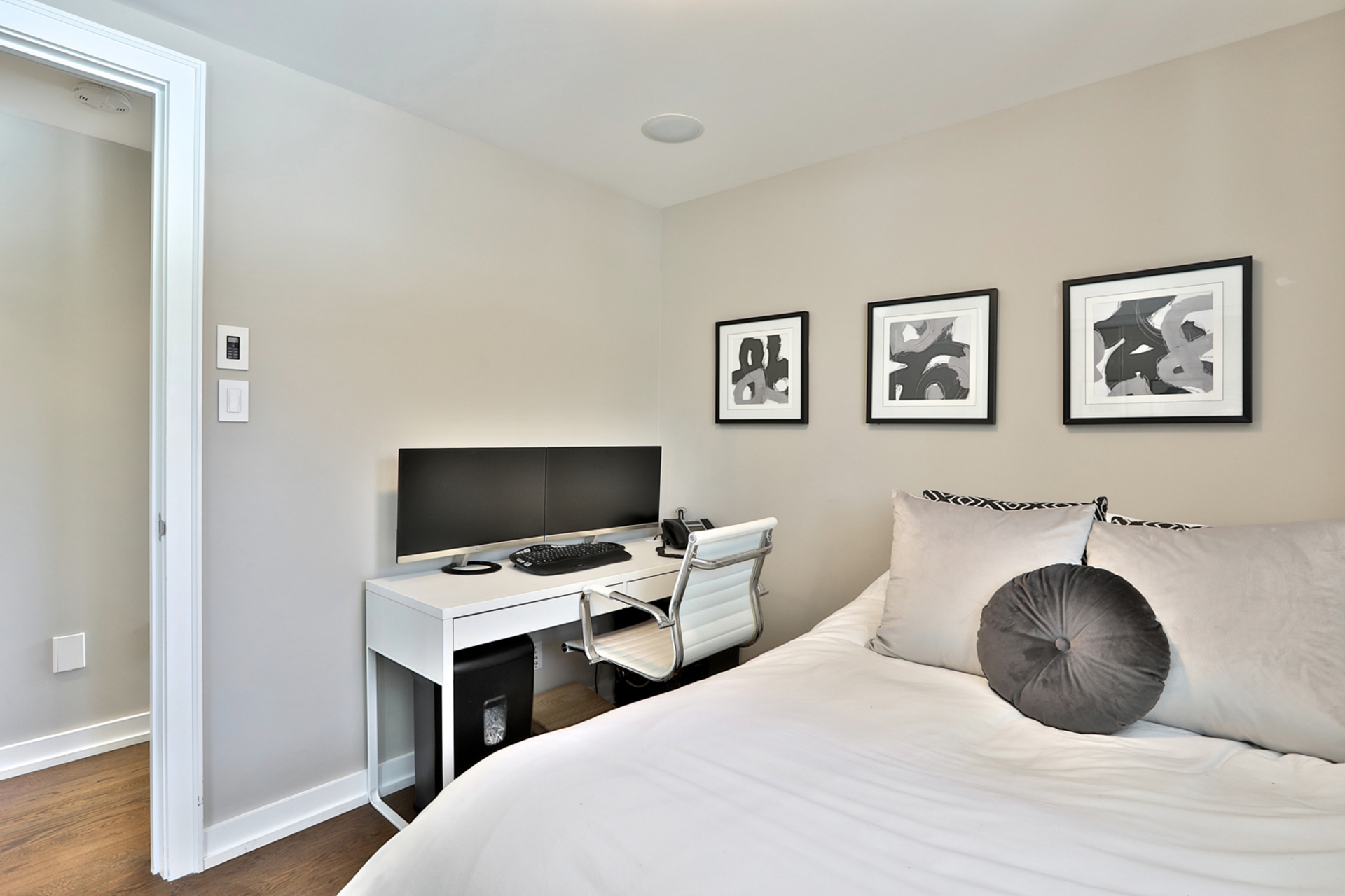 Bedroom at 50 Hopperton Drive, St. Andrew-Windfields, Toronto