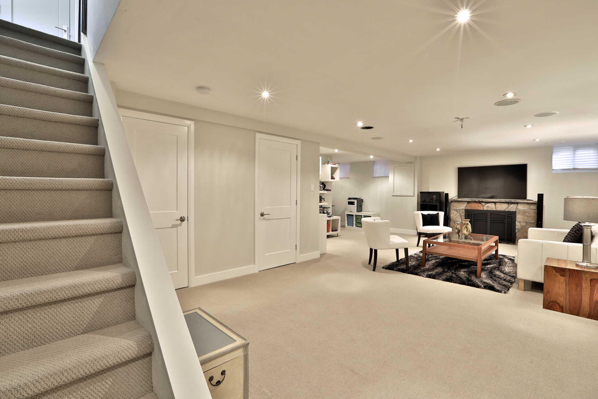 Lower Level at 50 Hopperton Drive, St. Andrew-Windfields, Toronto