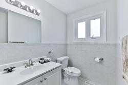 3 Piece Bathroom at 111 Bannatyne Drive, St. Andrew-Windfields, Toronto