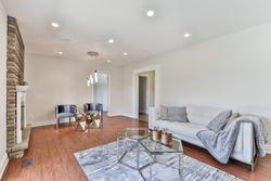 Family Room at 111 Bannatyne Drive, St. Andrew-Windfields, Toronto