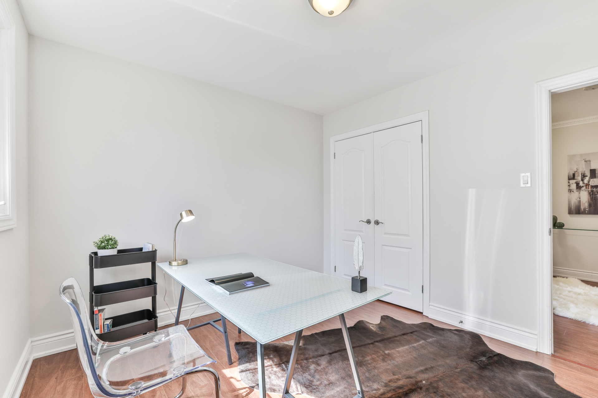 Bedroom at 111 Bannatyne Drive, St. Andrew-Windfields, Toronto