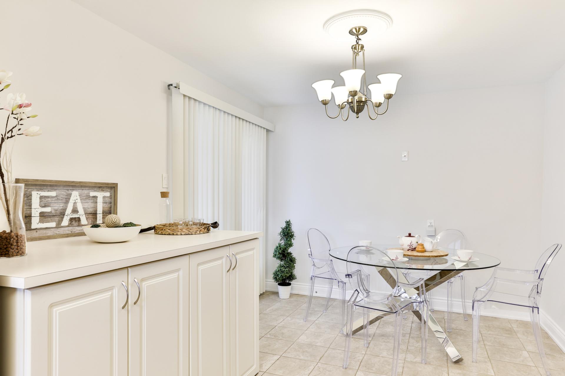 Kitchen at 111 Bannatyne Drive, St. Andrew-Windfields, Toronto