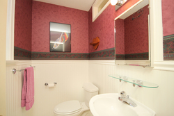 2 Piece Ensuite Bathroom at 28 Hirondelle Place, Parkwoods-Donalda, Toronto