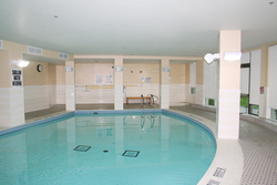 Indoor Swimming Pool at 115 - 205 The Donway West, Banbury-Don Mills, Toronto