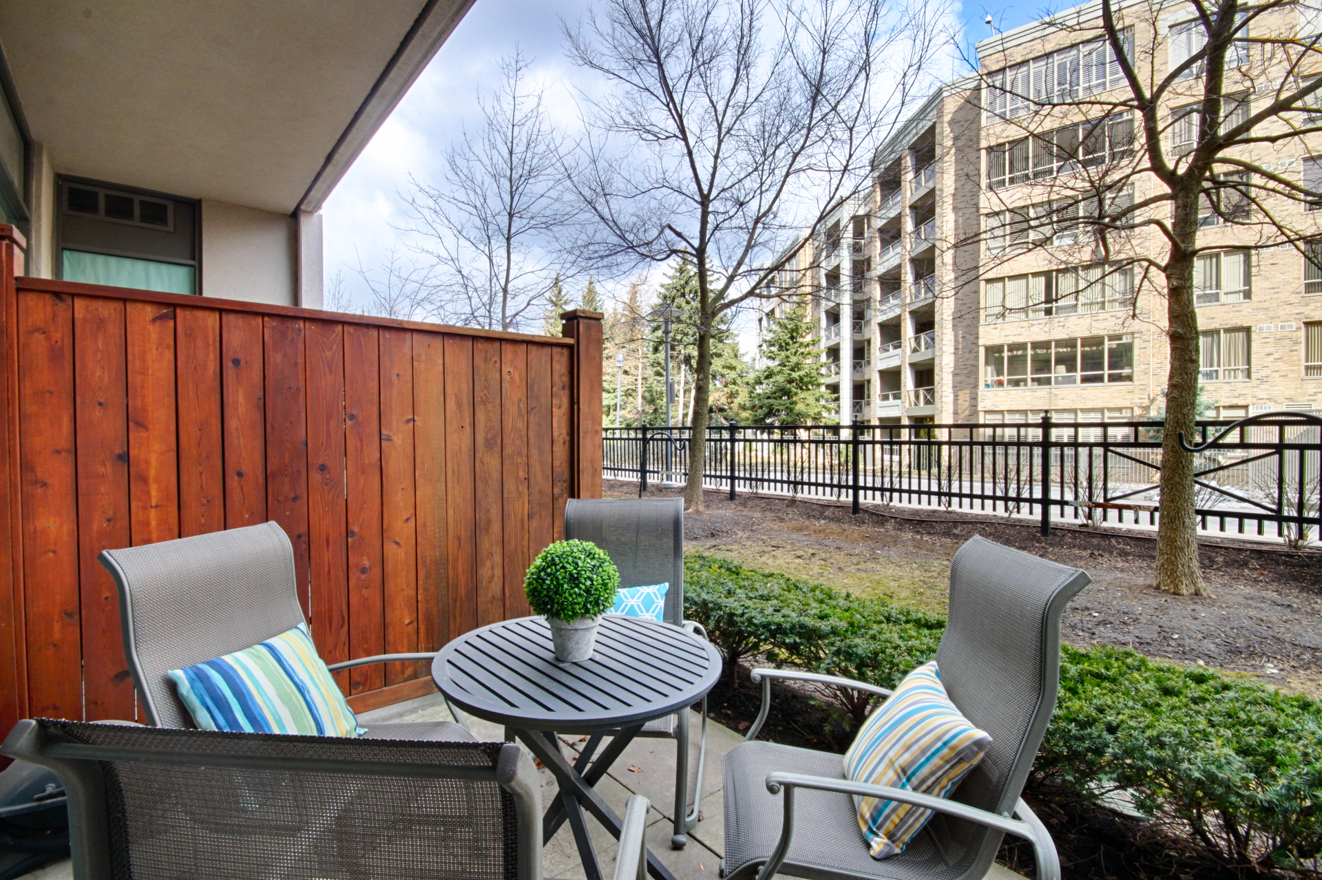 Terrace at 115 - 205 The Donway West, Banbury-Don Mills, Toronto