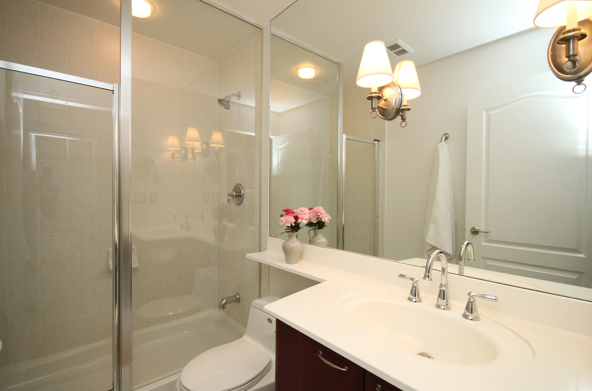 3 Piece Bathroom at 115 - 205 The Donway West, Banbury-Don Mills, Toronto