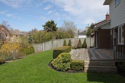 Backyard at 18 Deerpath Road, Parkwoods-Donalda, Toronto