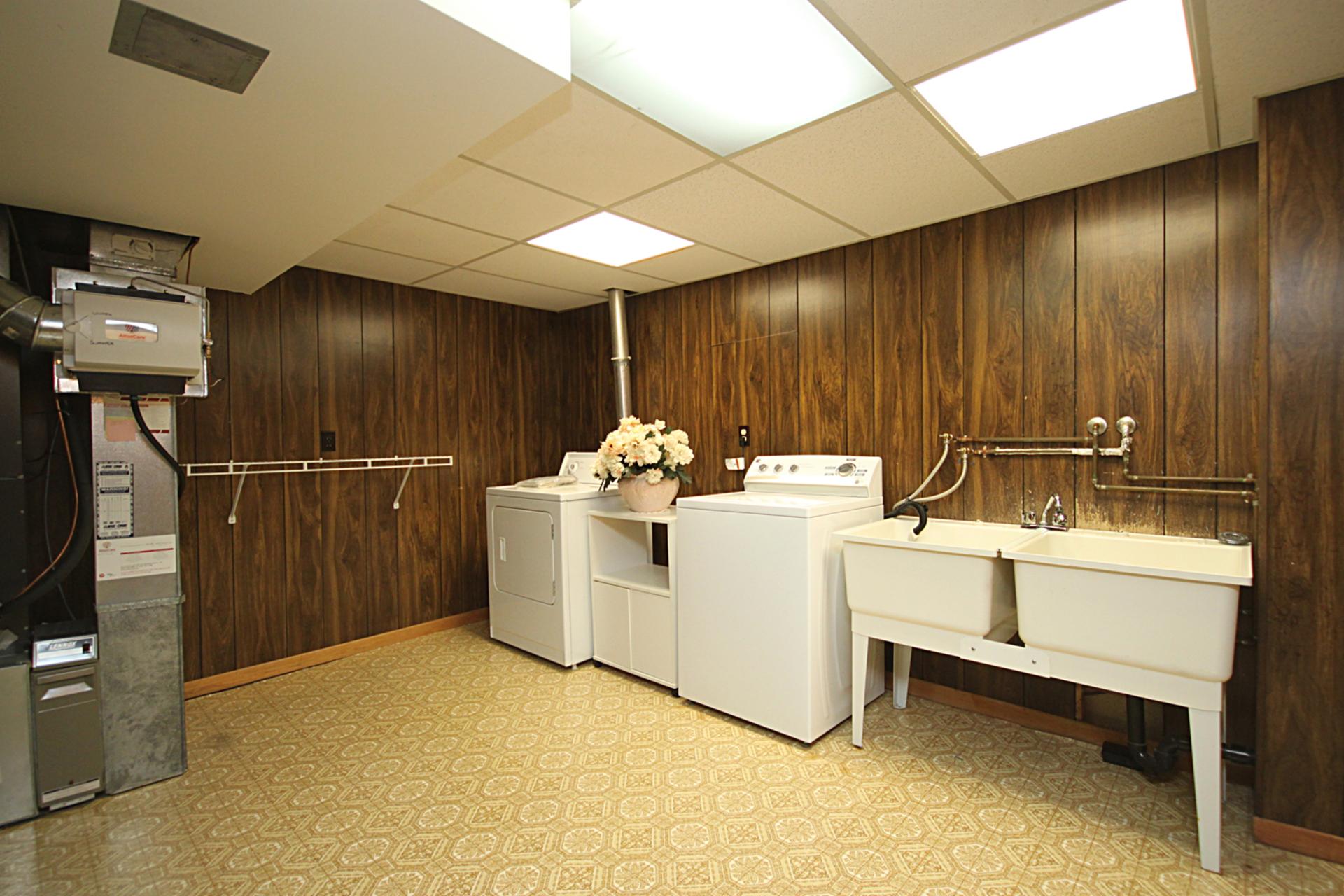 Laundry Room at 18 Deerpath Road, Parkwoods-Donalda, Toronto