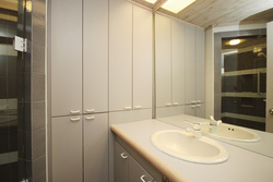 3 Piece Ensuite Bathroom at 16 Bradgate Road, Banbury-Don Mills, Toronto