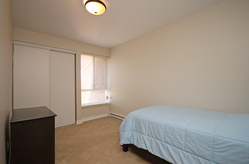 Bedroom at 3 - 3409 St. Clair Avenue E, Clairlea-Birchmount, Toronto