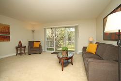 Living Room at 3 - 3409 St. Clair Avenue E, Clairlea-Birchmount, Toronto