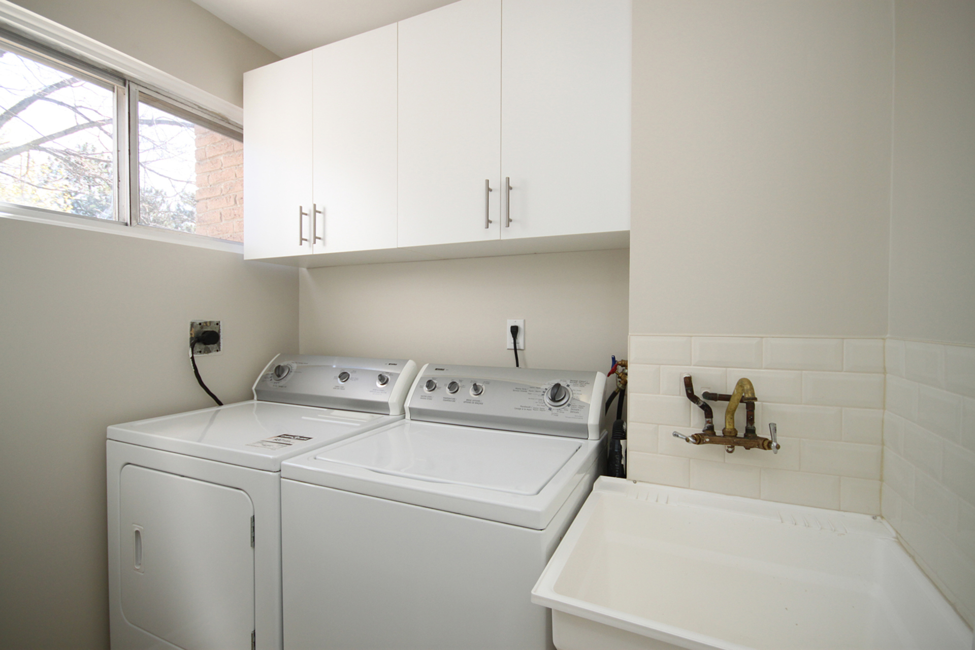 Laundry Room at 3 - 3409 St. Clair Avenue E, Clairlea-Birchmount, Toronto