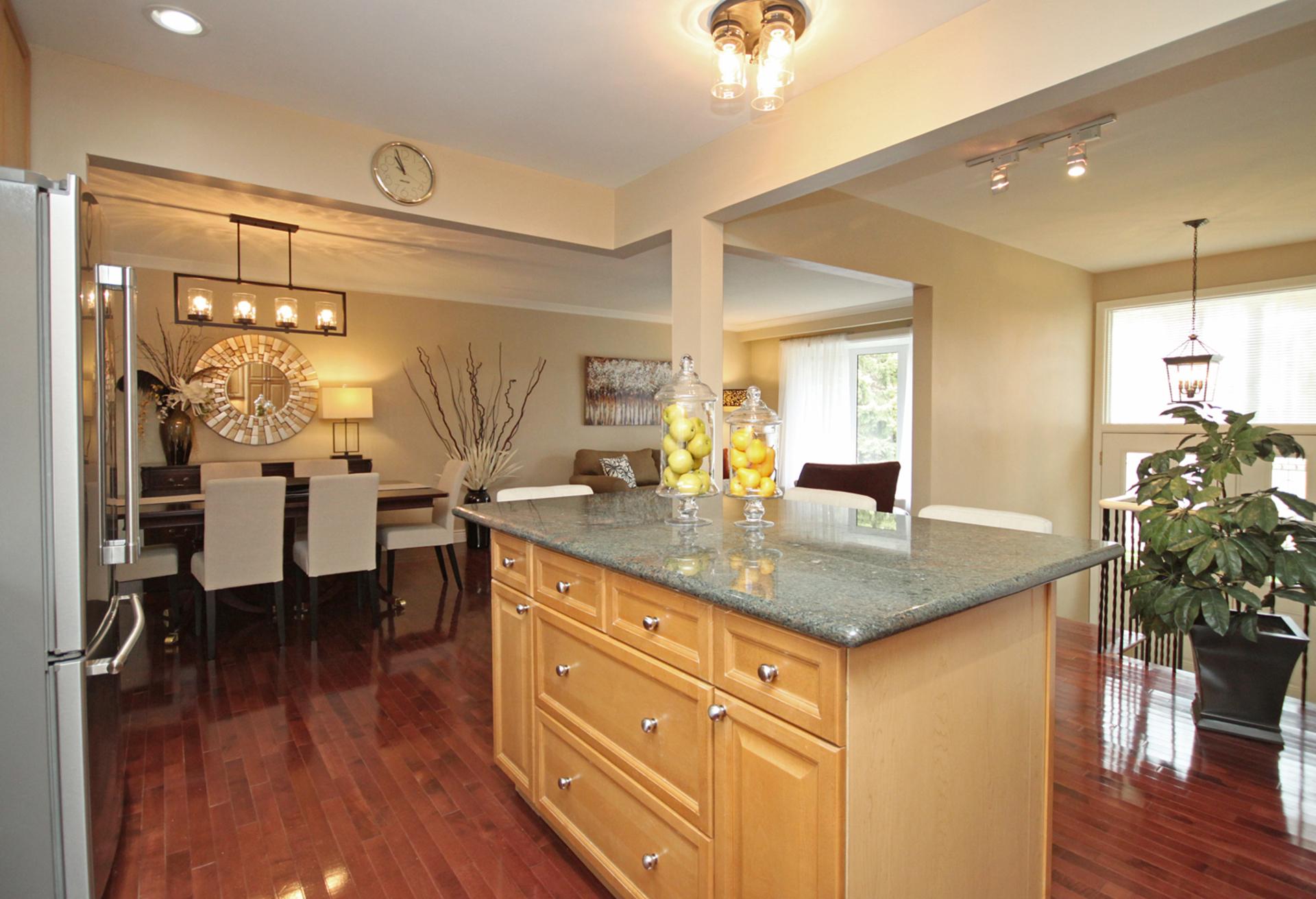 Kitchen at 10 Fairhill Crescent, Parkwoods-Donalda, Toronto
