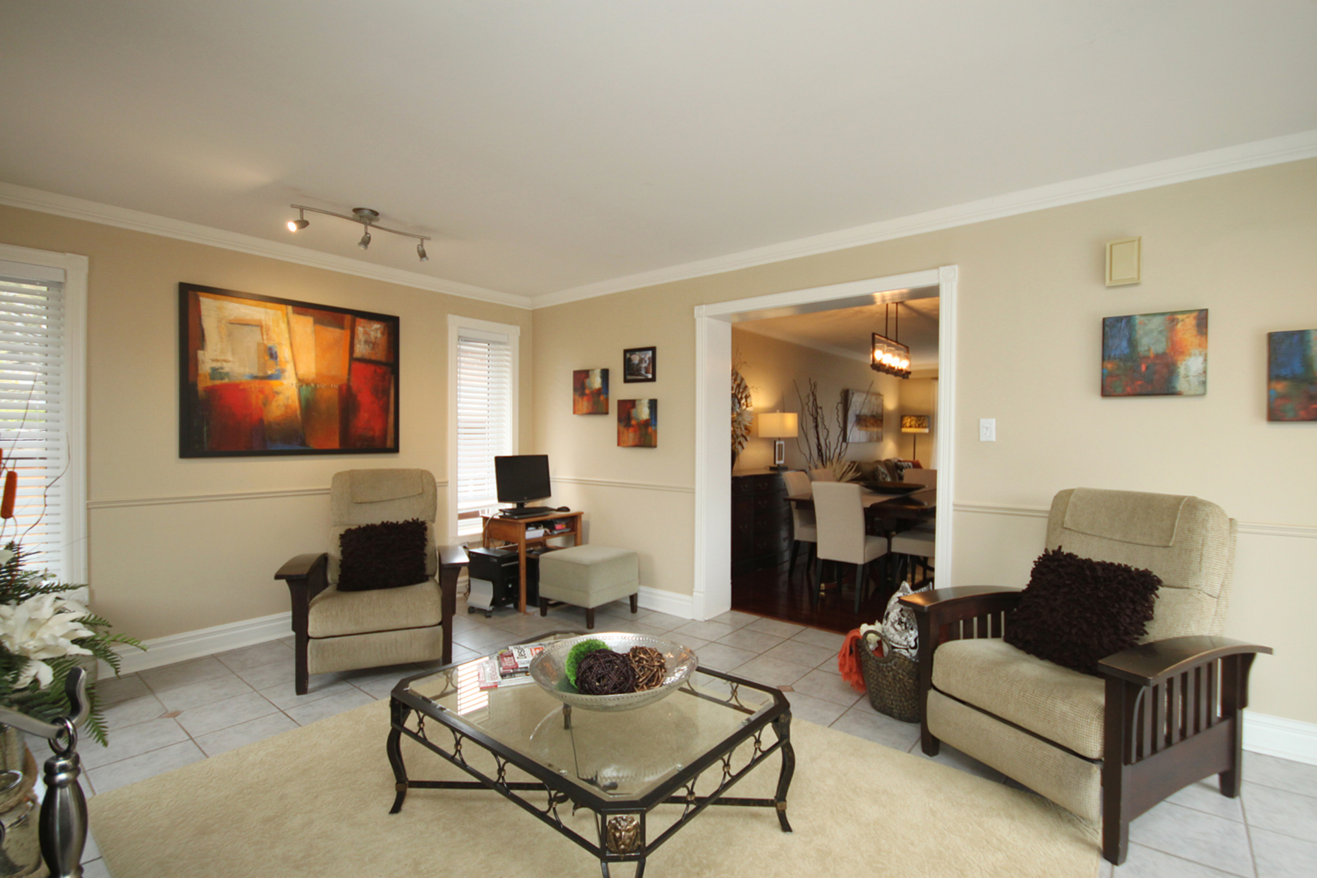 Family Room at 10 Fairhill Crescent, Parkwoods-Donalda, Toronto