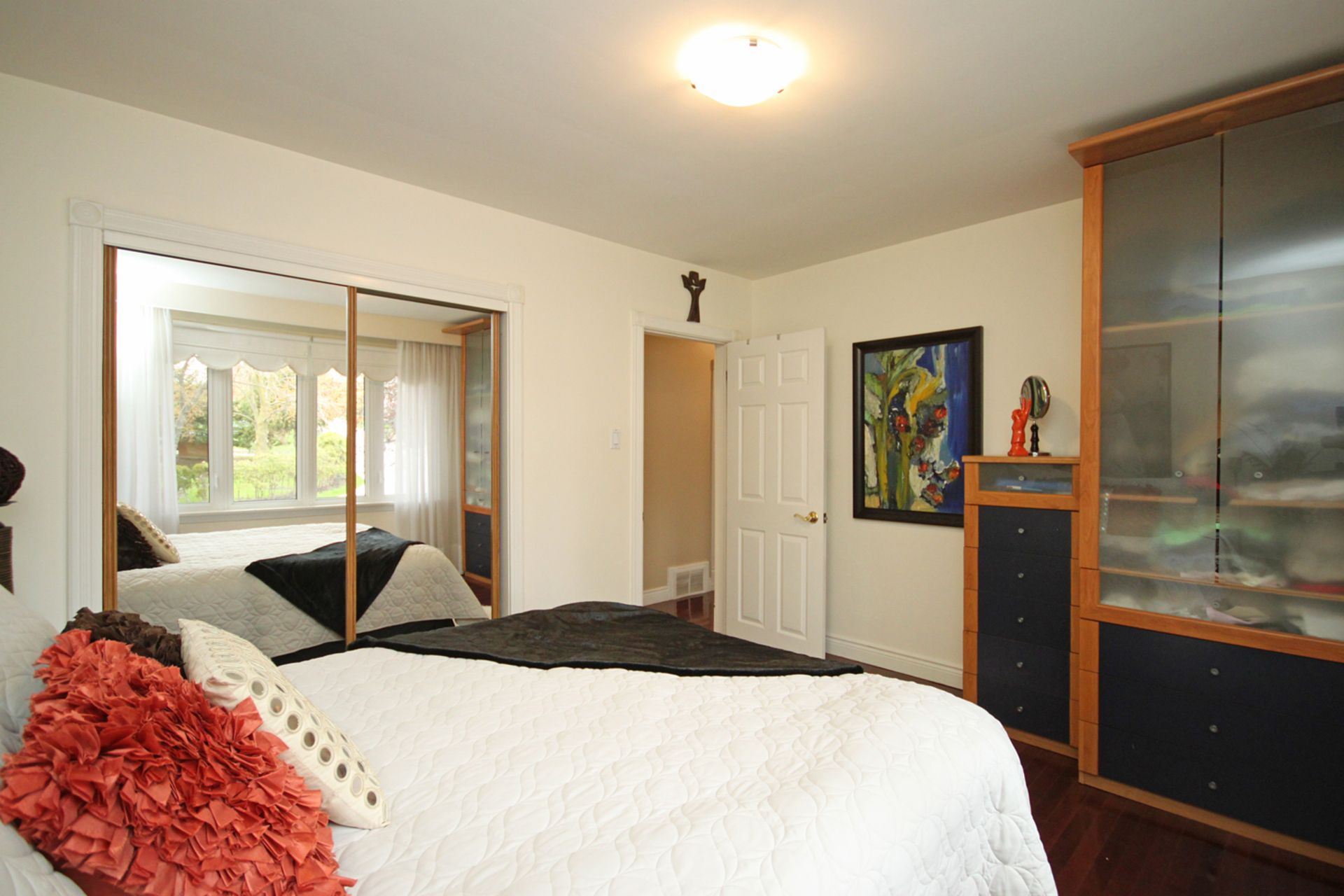 Master Bedroom at 10 Fairhill Crescent, Parkwoods-Donalda, Toronto