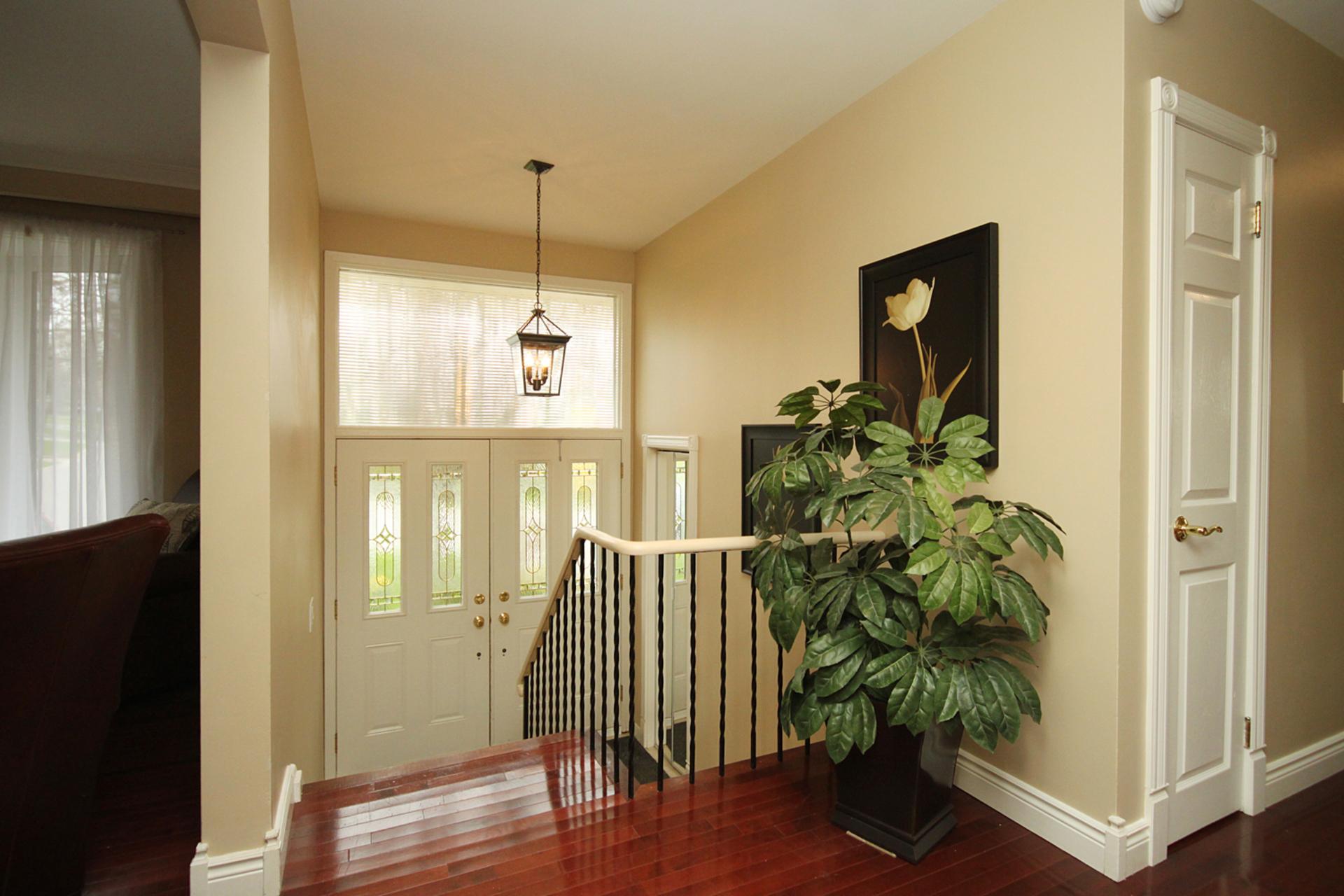 Foyer at 10 Fairhill Crescent, Parkwoods-Donalda, Toronto