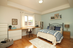 Bedroom 1 at 7a Mcgee Street, South Riverdale, Toronto