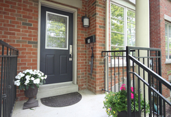 Front at 7a Mcgee Street, South Riverdale, Toronto