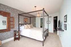 Master Bedroom at 7a Mcgee Street, South Riverdale, Toronto