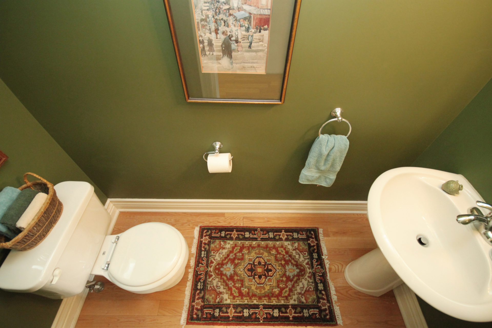 2 Piece Bathroom at 7a Mcgee Street, South Riverdale, Toronto