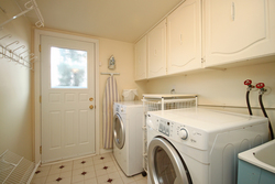 Laundry Room at 8 Butterfield Drive, Parkwoods-Donalda, Toronto