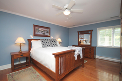 Master Bedroom at 8 Butterfield Drive, Parkwoods-Donalda, Toronto