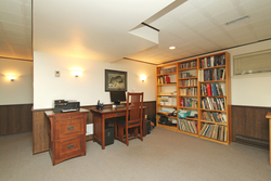 Recreation Room at 8 Butterfield Drive, Parkwoods-Donalda, Toronto