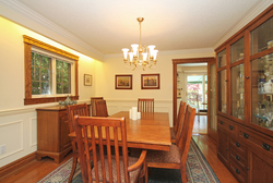 Dining Room at 8 Butterfield Drive, Parkwoods-Donalda, Toronto