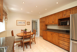 Kitchen at 15 Rustywood Drive, Parkwoods-Donalda, Toronto
