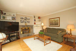 Family Room at 15 Rustywood Drive, Parkwoods-Donalda, Toronto
