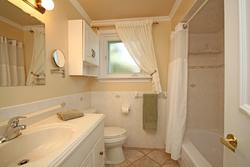4 Piece Bathroom at 15 Rustywood Drive, Parkwoods-Donalda, Toronto