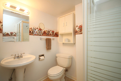 3 Piece Bathroom at 15 Rustywood Drive, Parkwoods-Donalda, Toronto