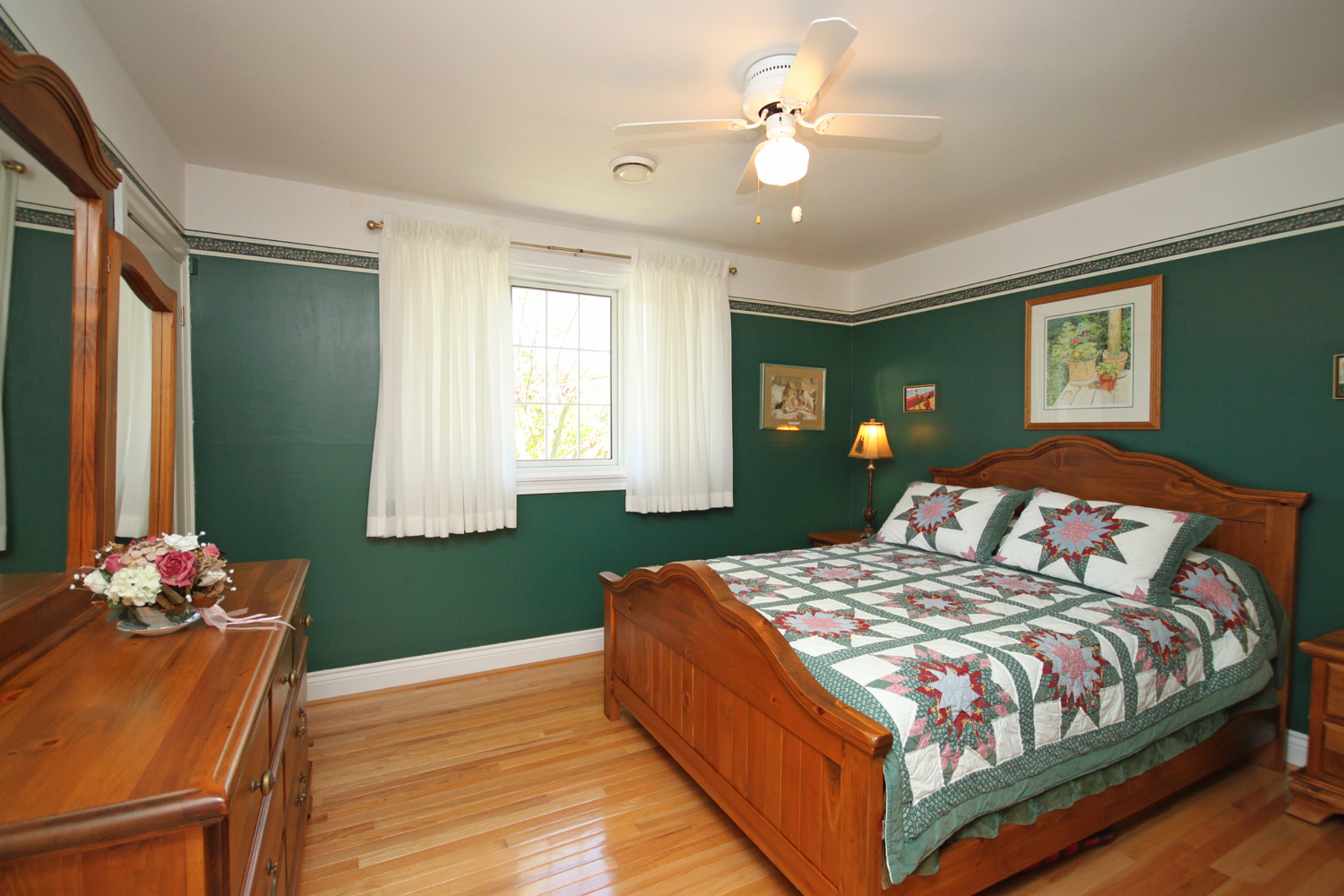 Master Bedroom at 15 Rustywood Drive, Parkwoods-Donalda, Toronto