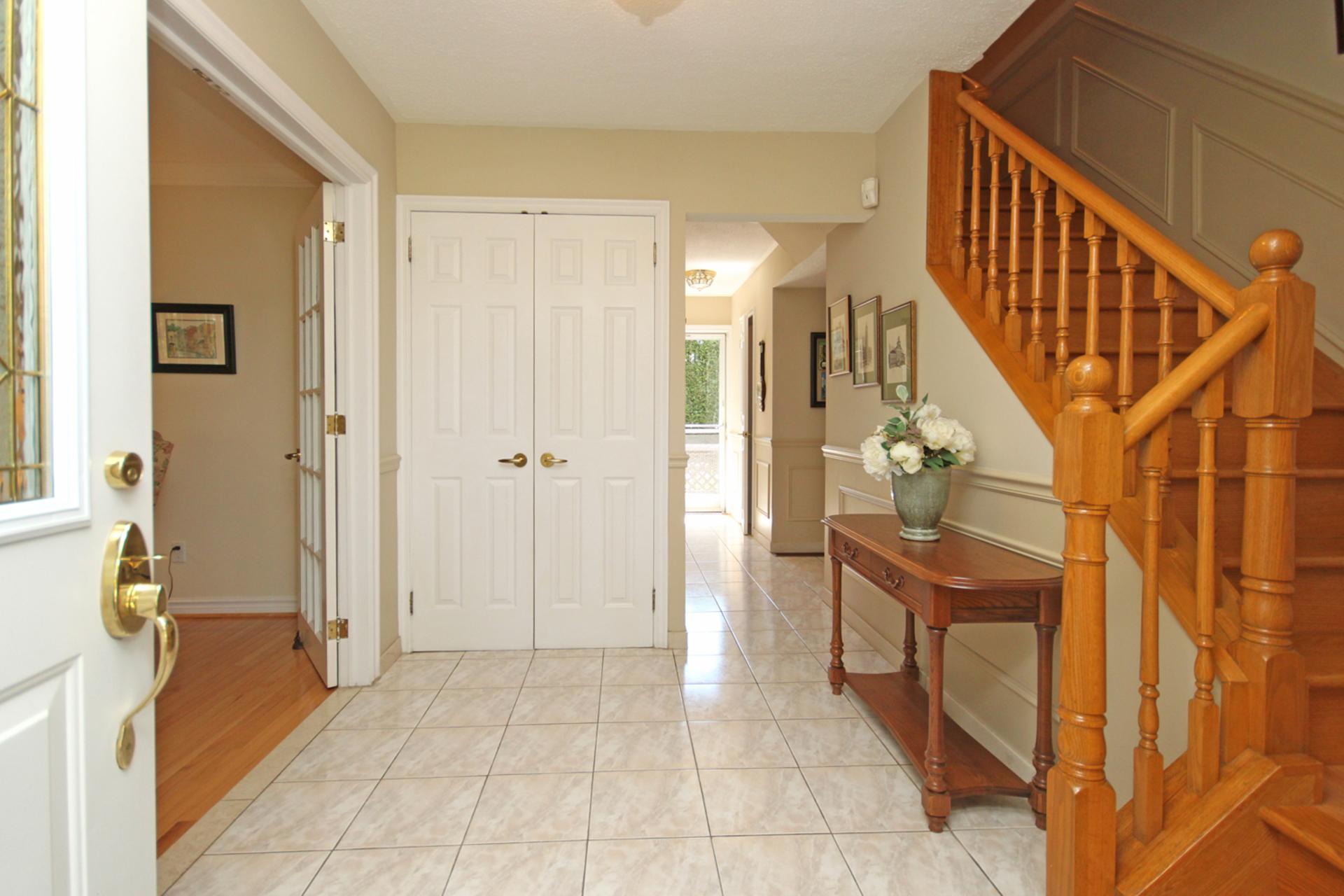 Foyer at 15 Rustywood Drive, Parkwoods-Donalda, Toronto